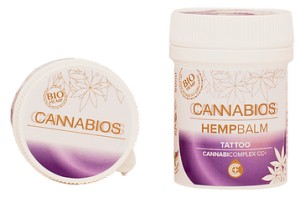 Balsam konopny CANNABIOS Tatoo 50ml