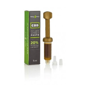 Pasta CBD 20% Pharmahemp 5ml